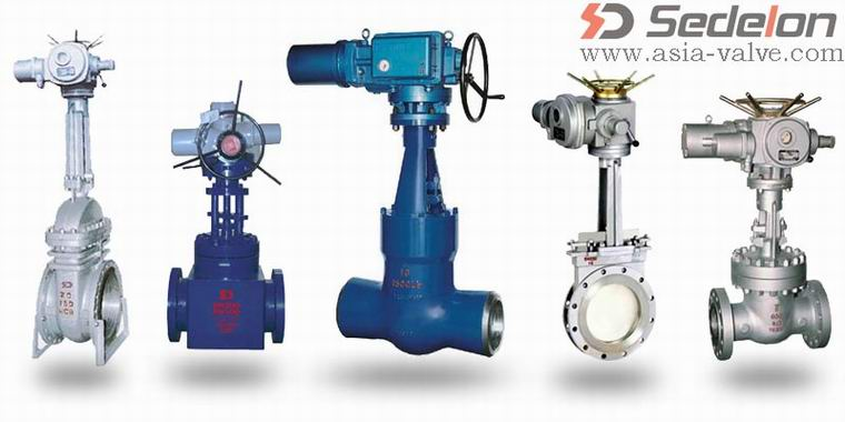 Electric Gate Valve Electrical Operated Gate Valve